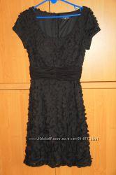 Черное нарядное платье Италия Aeelis