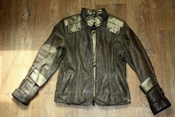 Куртка натуральная кожа  размер М