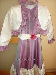Нарядное платье р. 110 Eden