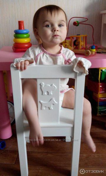 Криттер стол и стул