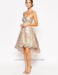 Шикарное платье Chi Chi London кружево