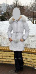 Продам зимнюю курточку бу