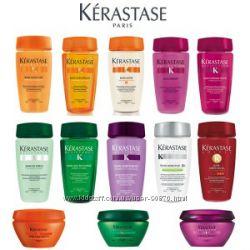 KERASTASE PARIS - элитная серия по уходу за волосами от ЛОреаль. Оригинал