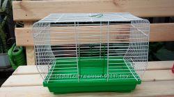 Клетка для хомячков, крысы, морская свинка и др. грызунов