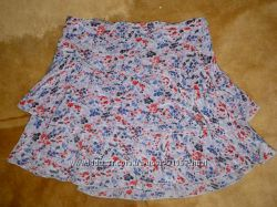 Летняя юбка Sinequanone. Шёлк