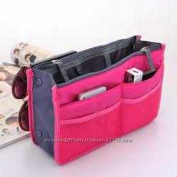 Органайзер-вкладыш для женской сумочки Макси