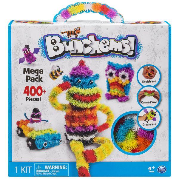 Bunchems Банчемс Mega Pack 400 . Оригинал  подарок