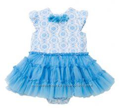 Нарядные платья для малышек. США
