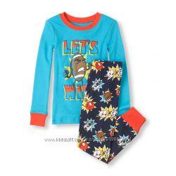Пижамы   из США для мальчиков