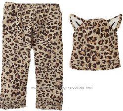 Леопардовый шик от американских брендов