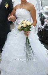 Моя щаслива весільна сукня
