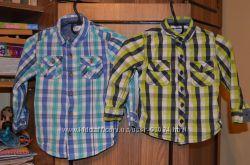 Рубашечки для двойни