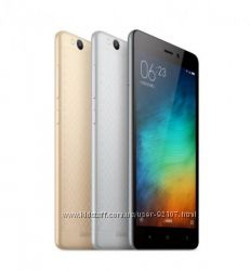 Xiaomi Redmi 3  Подарок