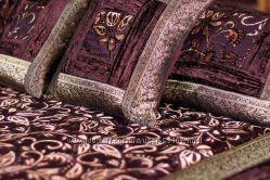 Эксклюзивные индийские покрывала - натуральный шелк