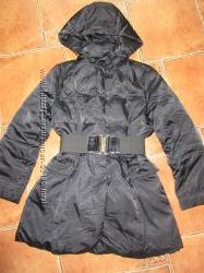 Стильная куртка Gil Bret. Непромокаемая на мягчайшем меху. Пуховик Stefanel
