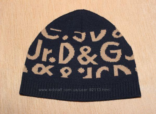 шапка dolce & gabbana junior, оригинал