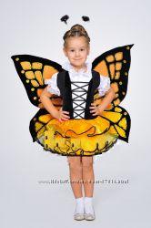 Прокат костюма метелика від 92 до 146 см - Позняки
