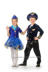Прокат костюм пілот, стюардеса, моряк, морячка, Шерлок Холмс -  Позняки