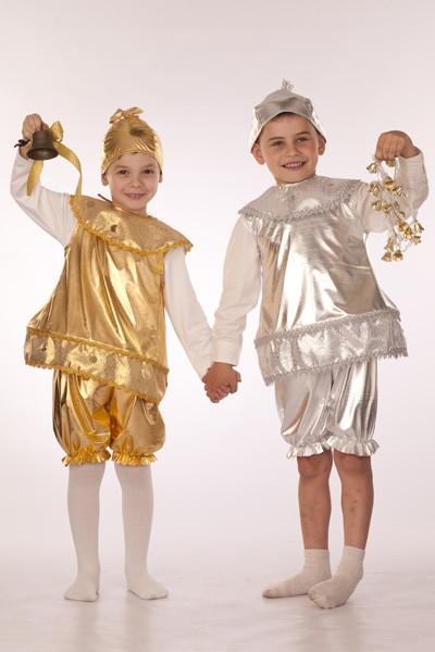 Новорічні карнавальні костюми