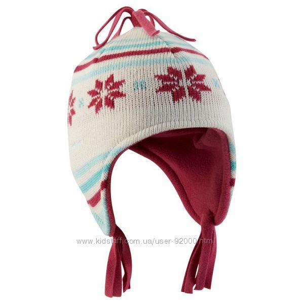 Теплая шапочка, шерсть 30,  пролет