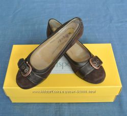 Кожаные туфли, Америка, 35-36 размер