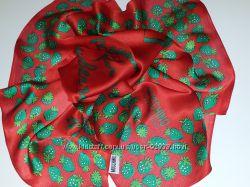 Модные платки MOSCHINO копия, 100 шёлк, 65х65см. и другие