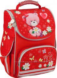Школьные ранцы, пеналы, сумки ТМ Kite сери Popcorn Bear 2016 г.
