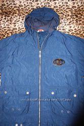 Куртка ветровка дождевик Myc для мальчика р 140 отличное состояние