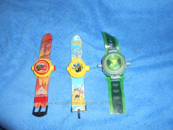 Игрушки недорого часть 4 Часы Ракетки