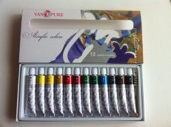 Художественные краски акриловые Van Pure Acrylic