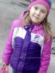 Куртка FILA для девочки