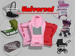 Универсальные матрасики в коляску