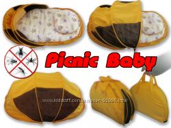 Складная сумка-кровать Picnic Baby