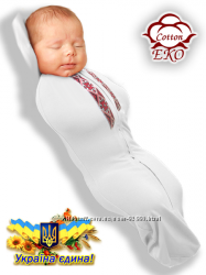 Пеленка-кокон Deep Sleep 1, EKO Cotton