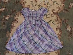 Шикарное летнее платье на 4-5 лет