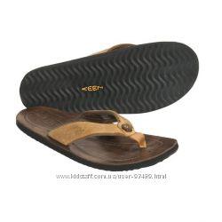 Keen Florence Thong Sandals кожа, размер 5 - 35