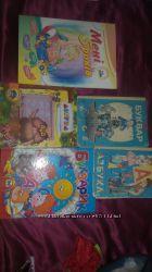 развивающие книжечки для дошкольников букварь