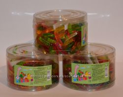 Желейная конфета Черви и Зубики Жувасики