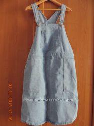 Продам джинсовый сарафанчик для будующей мамочки