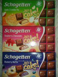 Schogetten. В наличии 16 видов