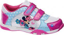 Фирменные кроссовки Disney Minnie Mouse, 24 размер
