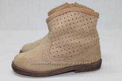замшеві чобітки Zara 19p
