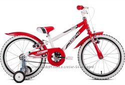 Детский велосипед Drag Rush 18 дюймов. Легкость хода и супер-цена