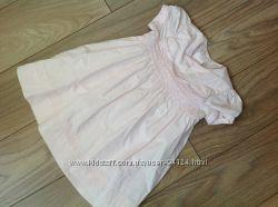 Шикарное роскошное нежное нарядное платье Chicco