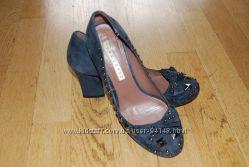 Распродажа моей брендовой обуви натуральная замша и кожа