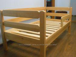 Детская подростковая деревянная кровать Тимошка