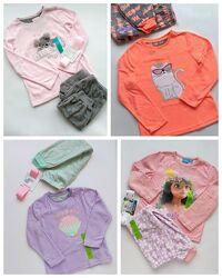 Флисовые пижамки для девочки от 12 мес. до 7 лет. Primark Англия. Скидки.