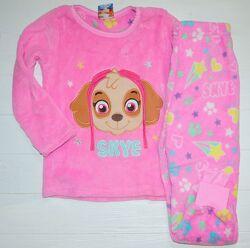 Теплые пушистые пижамки от 12 мес. до 15 лет. Primark Англия. Большой выбор.