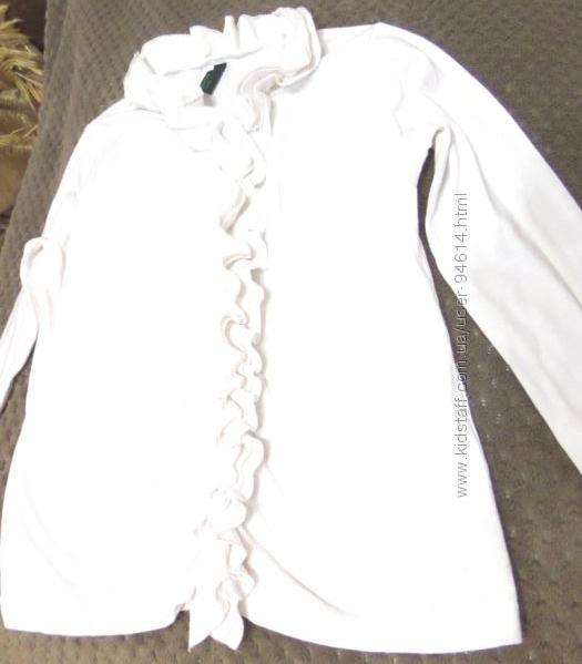 белый регланчик