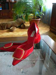 Гламурные дизайнерские новые туфли для золушки Michael Kors